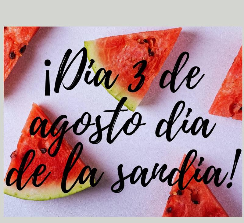RECETAS IMPRESIONANTES CON SANDIA EN COOKIDOO. BADAJOZ, VILLANUEVA DE LA SERENA, DON BENITO, MERIDA