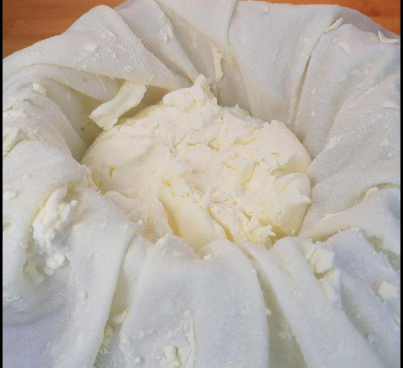 Como hacer queso mascarpone casero con Thermomix®