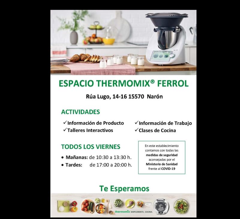 ESPACIO Thermomix® FERROL