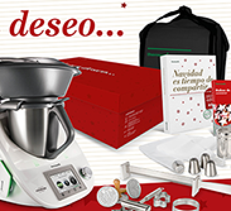 PIDE UN DESEO....Thermomix® TM5