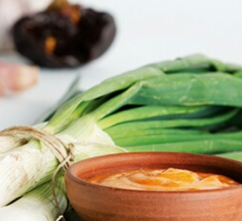 Recetas Thermomix® - Salsa Calçots