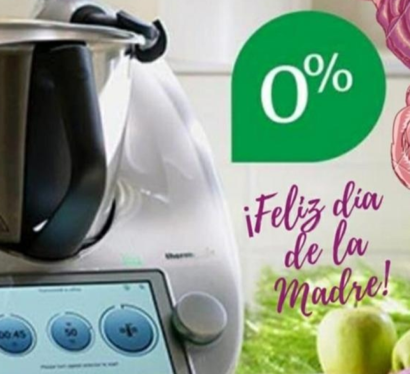 Consigue tu Thermomix® sin intereses