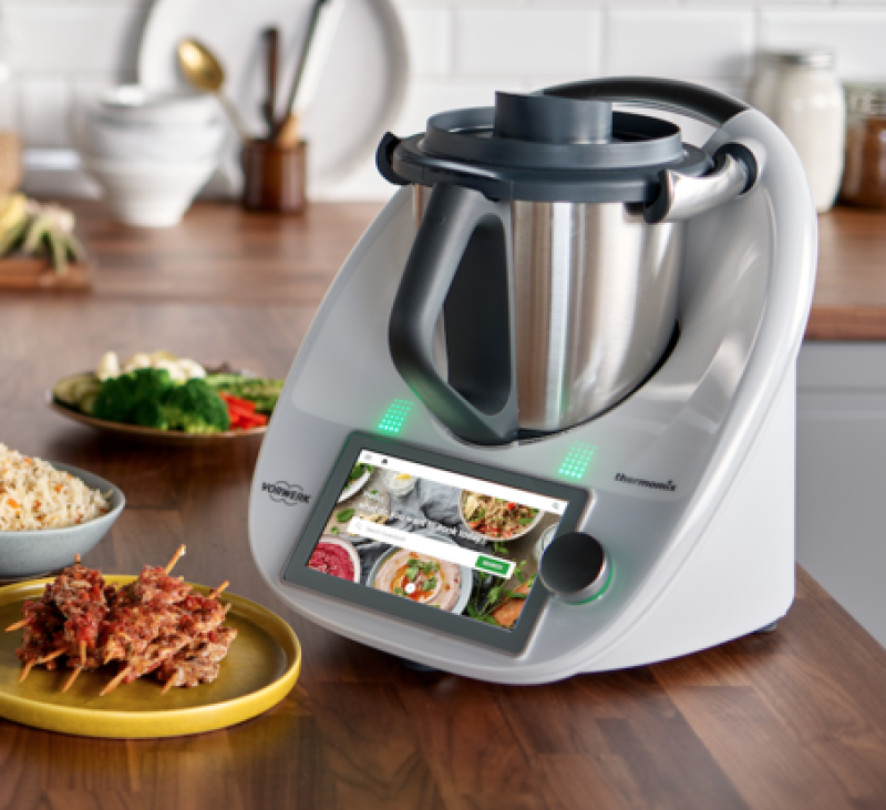 NOU Thermomix® TM6™ - JA DISPONIBLE SENSE RESERVA !!