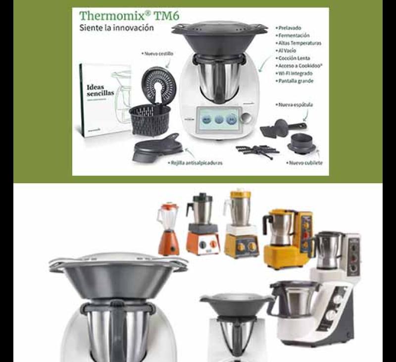 PRESENTACIÓN del Thermomix® TM6