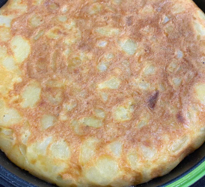 Tortillla Española perfecta