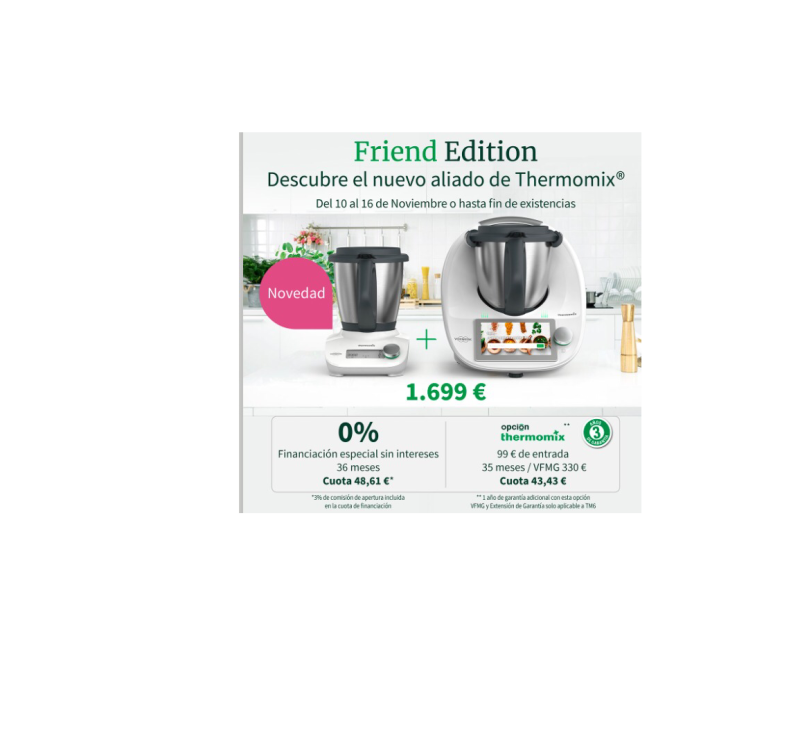 ¡¡Thermomix® Friend!!