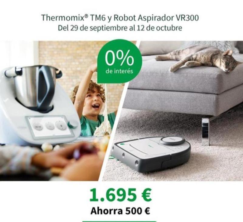 Thermomix® y Kobold se unen en la edición Smart House