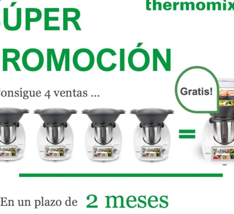 ¿QUIERES CONOCER LA MEJOR MANERA DE TENER UN Thermomix® ?