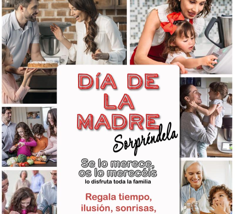 El mejor Thermomix® - Día de la Madre MAYO 2021 - Regalo Betty y su libro