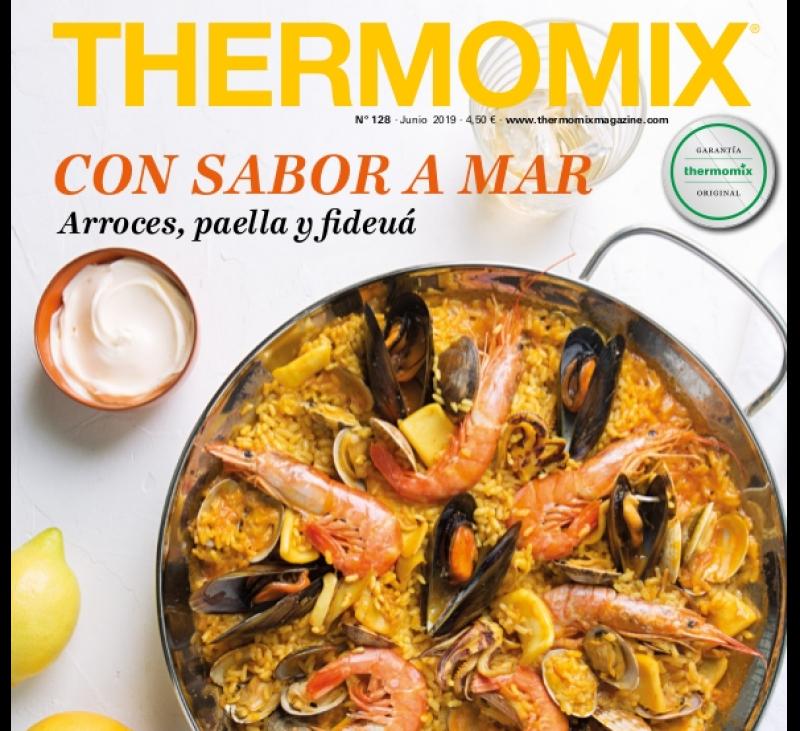 Thermomix® MAGAZINE JUNIO 2019
