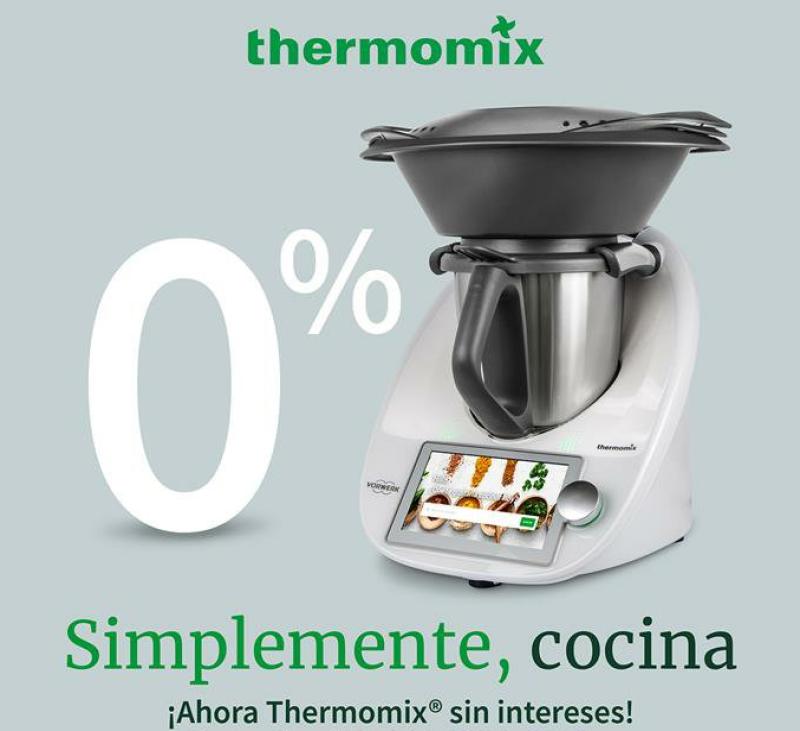Thermomix® TM6 0% - ES TU MOMENTO!