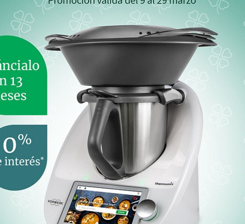 Thermomix® SIN INTERESES EN LEPE