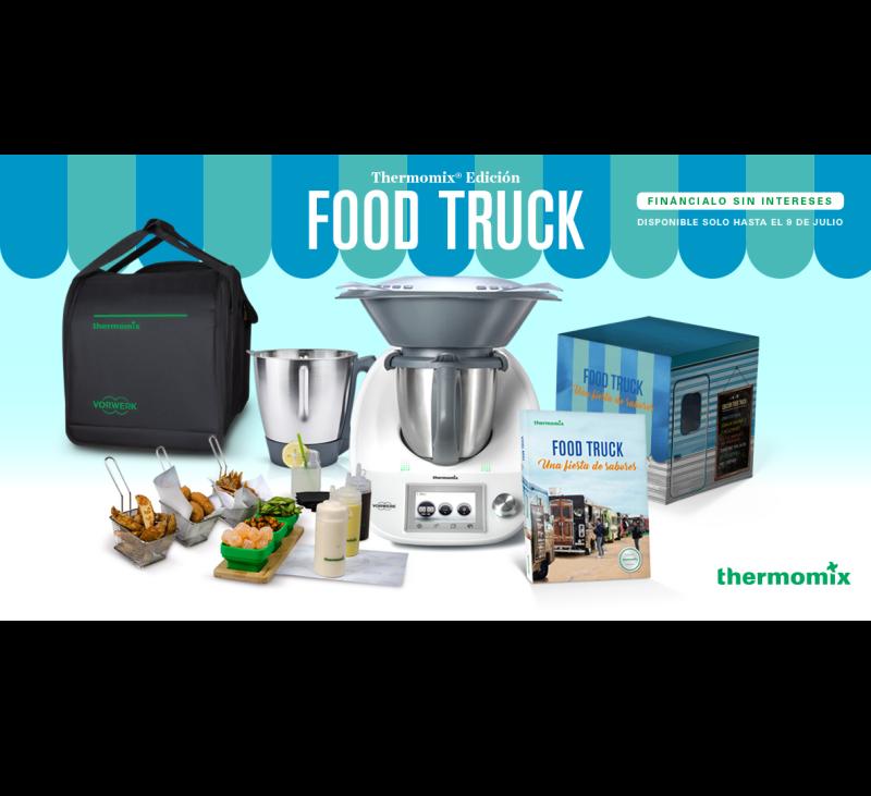 ACONSEGUEIX EL TEU Thermomix® AL 0% D'INTERESOS.EDICIÓ ''FOOD TRUCK''