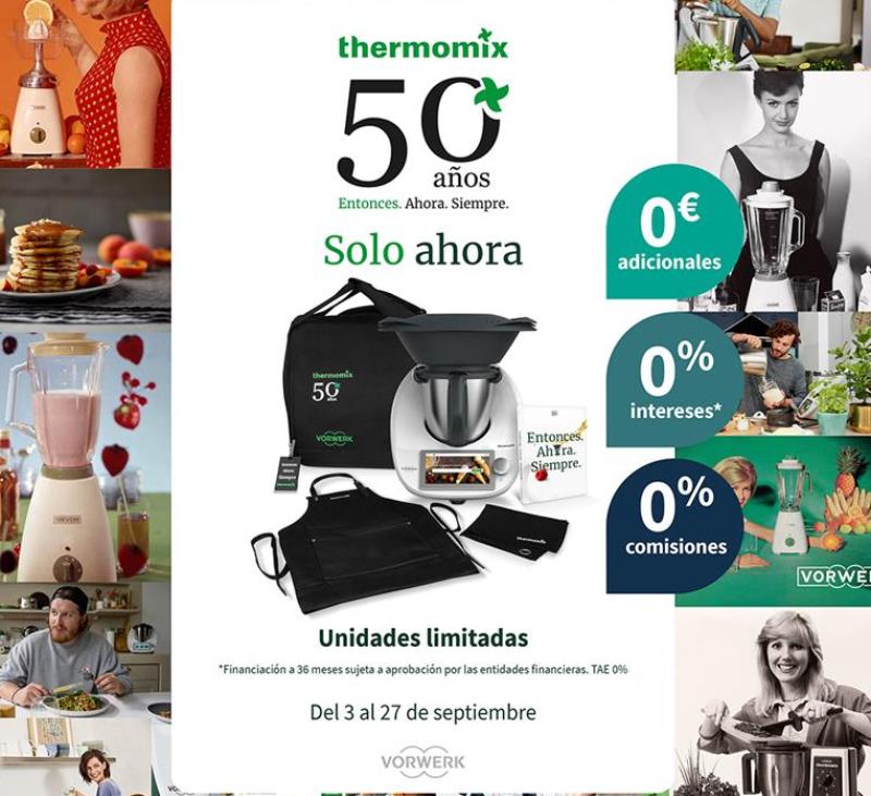50 años con Thermomix®