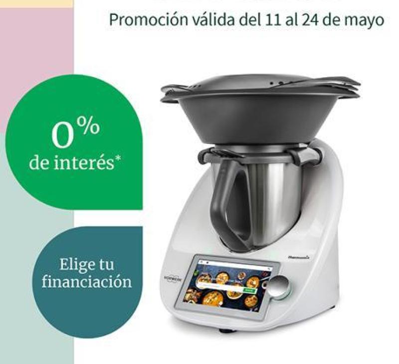 FINANCIA SIN INTERESES - COMPRAR Thermomix® EN CORUÑA