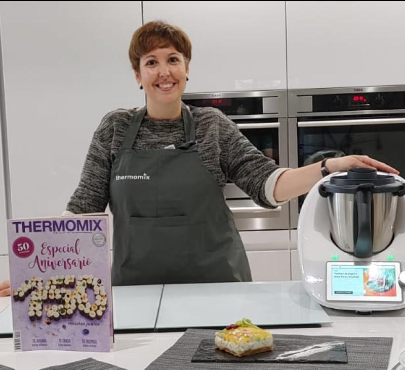 Mi primera clase de cocina ''150 Aniversario de la revista Thermomix® ''