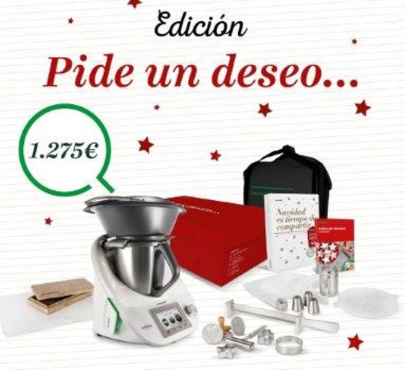 Edición PIDE UN DESEO DE Thermomix®