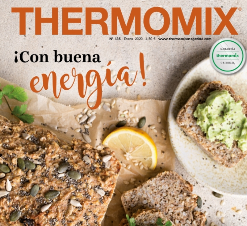 Thermomix® MAGAZINE ENERO 2020