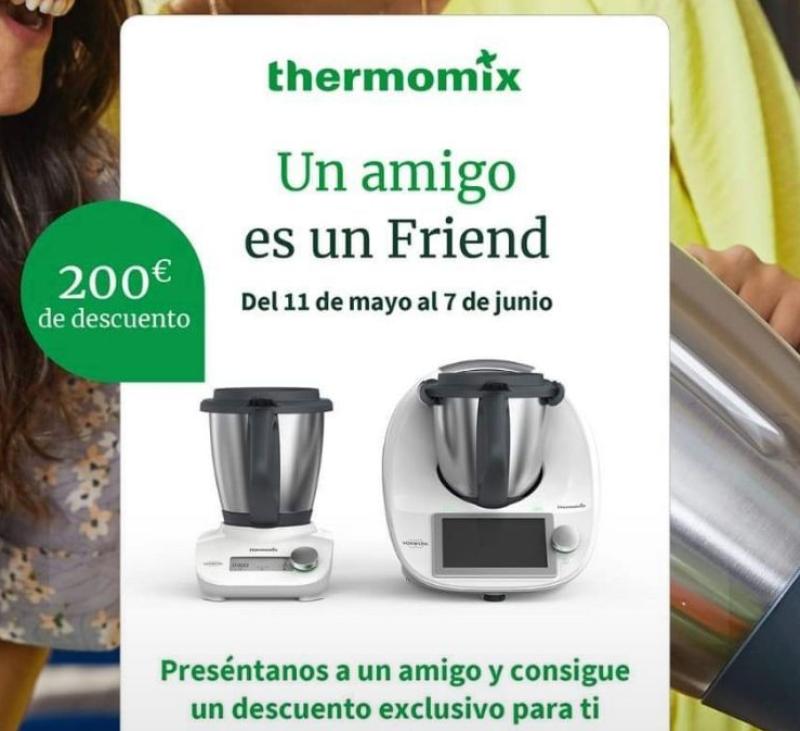 TU Thermomix® FRIEND CON 200€ DE DESCUENTO!!!!!