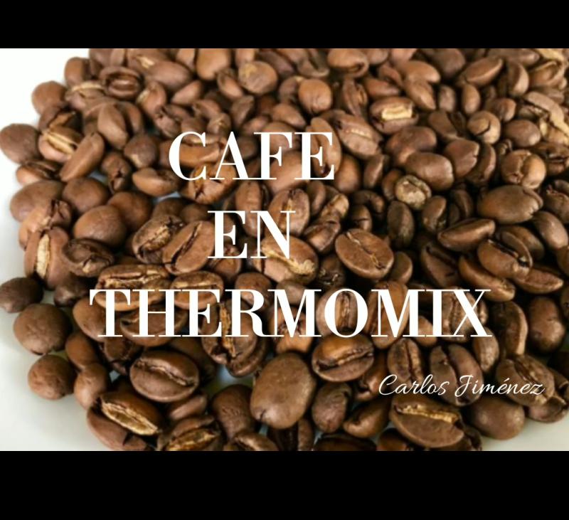 Café en Thermomix® ️, Villanueva de la Serena, Badajoz.