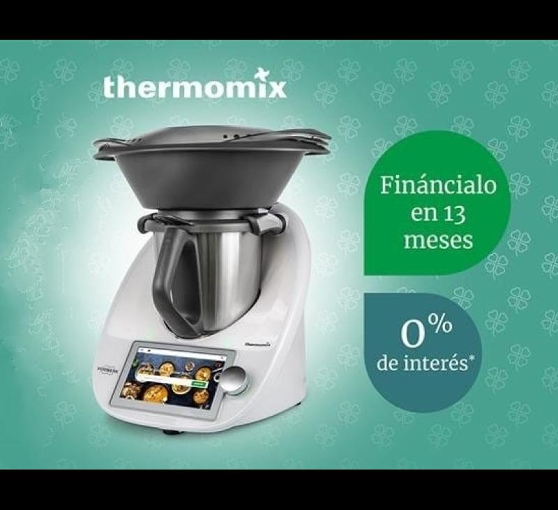 Thermomix® 0% SOLO POR UNA SEMANA MÁS. BADAJOZ, VILLANUEVA DE LA SERENA, DON BENITO, MERIDA