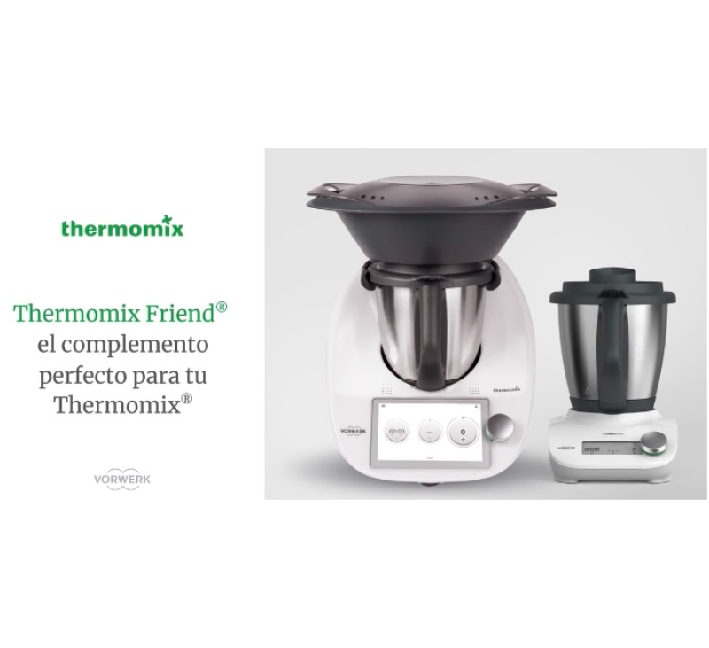 Guía básica Thermomix® Friend: Qué es y cómo funciona