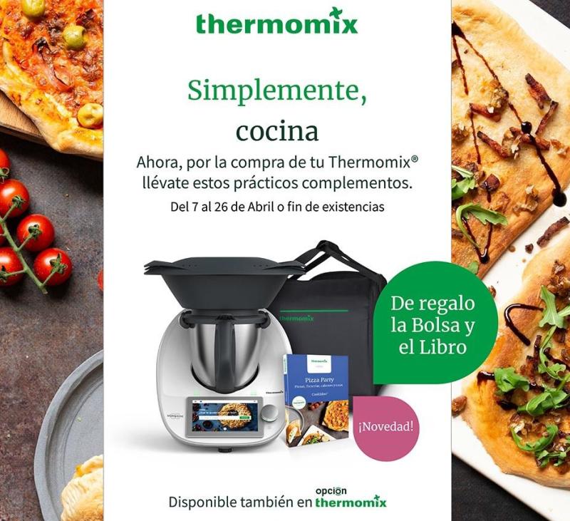 NUEVA PROMO!!!! TU Thermomix® DESDE 1€ AL DÍA!!!!!