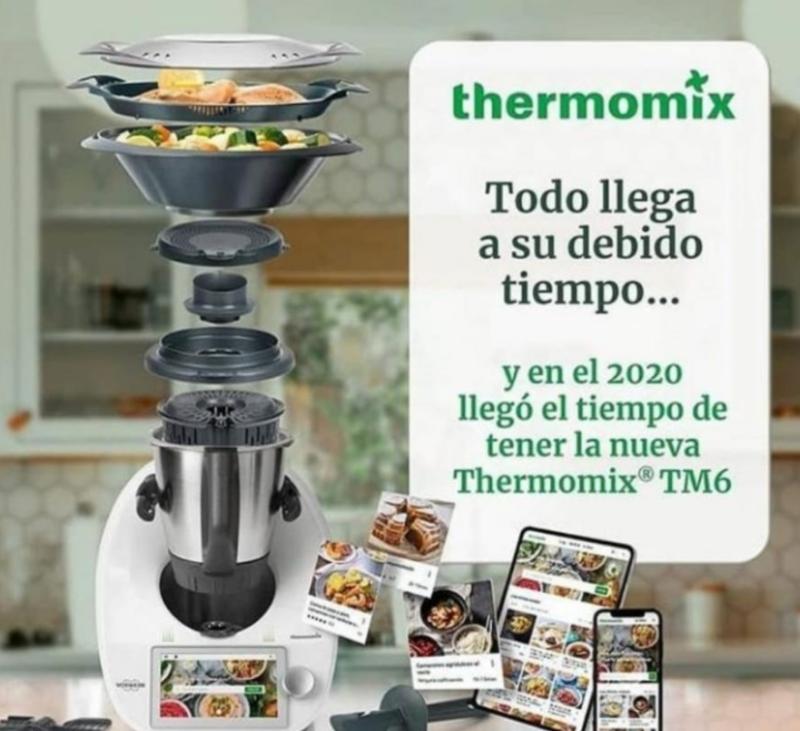 ¿Y EN TU COCINA , HAY YA UN Thermomix® ?