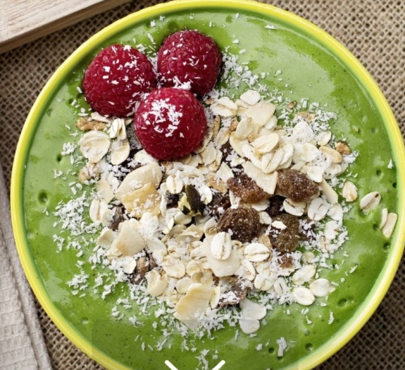 Smoothie bowls 2