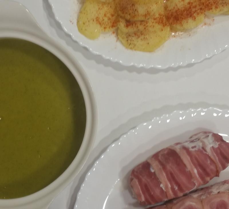 Pechuga pollo rellena cocinando a tu manera 620488324