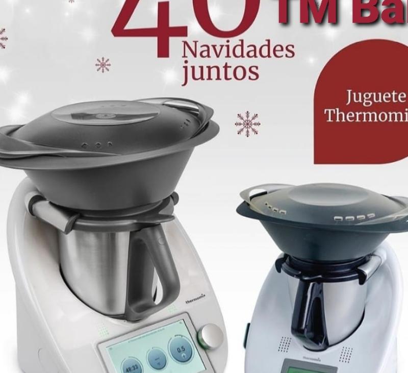 TM6 Y REGALO LA Thermomix® BABY