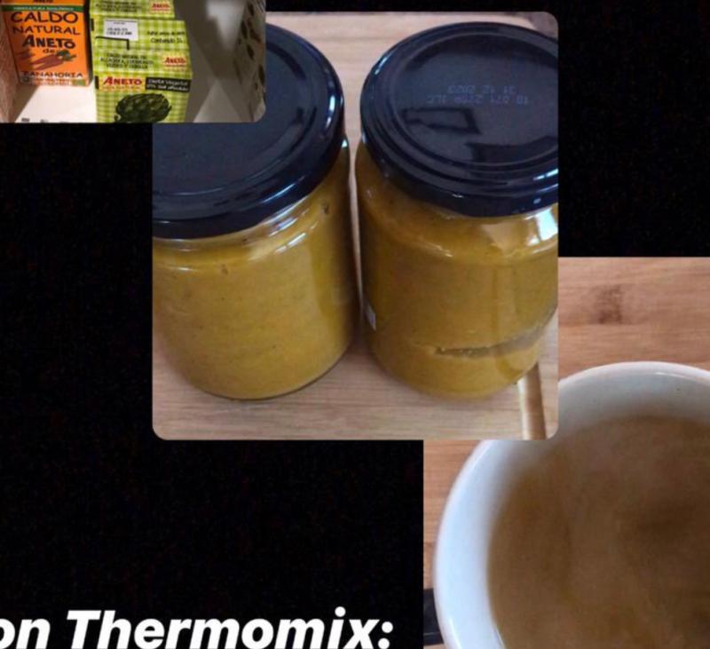 Caldos, sanos y naturales con nuestra Thermomix®