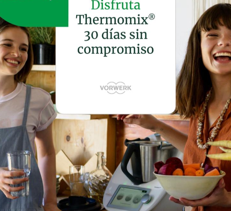 30 días con Thermomix® ️ TM6 en Madrid