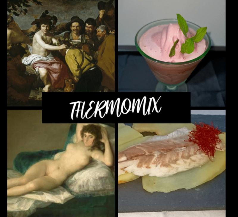thermomix y el Museo del Prado