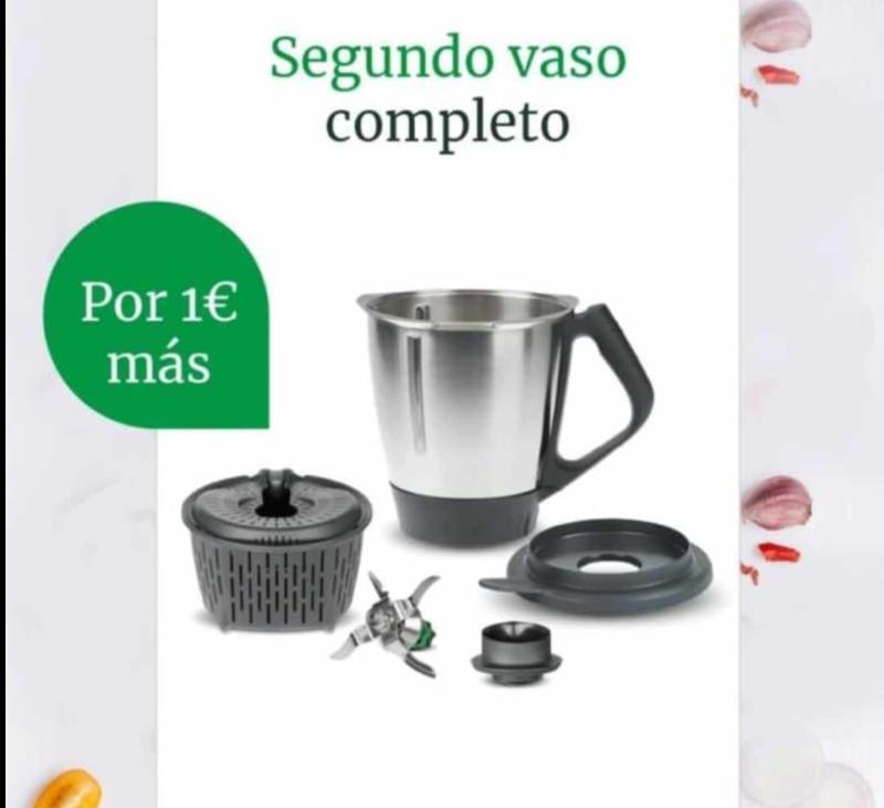 Tm6 Doble vaso gratis