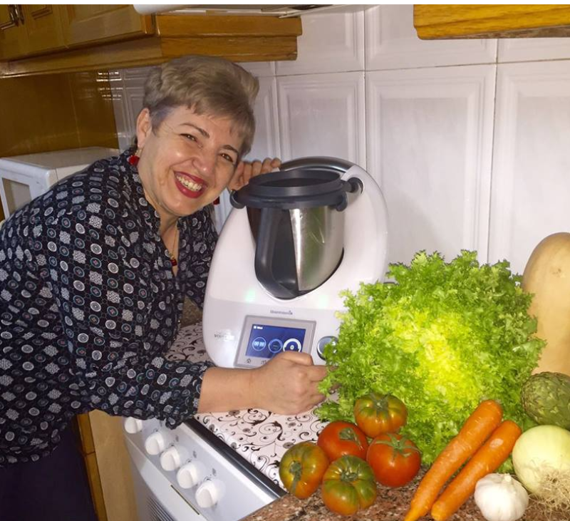 Taller cocina vegetariana en la delegación de ALICANTE