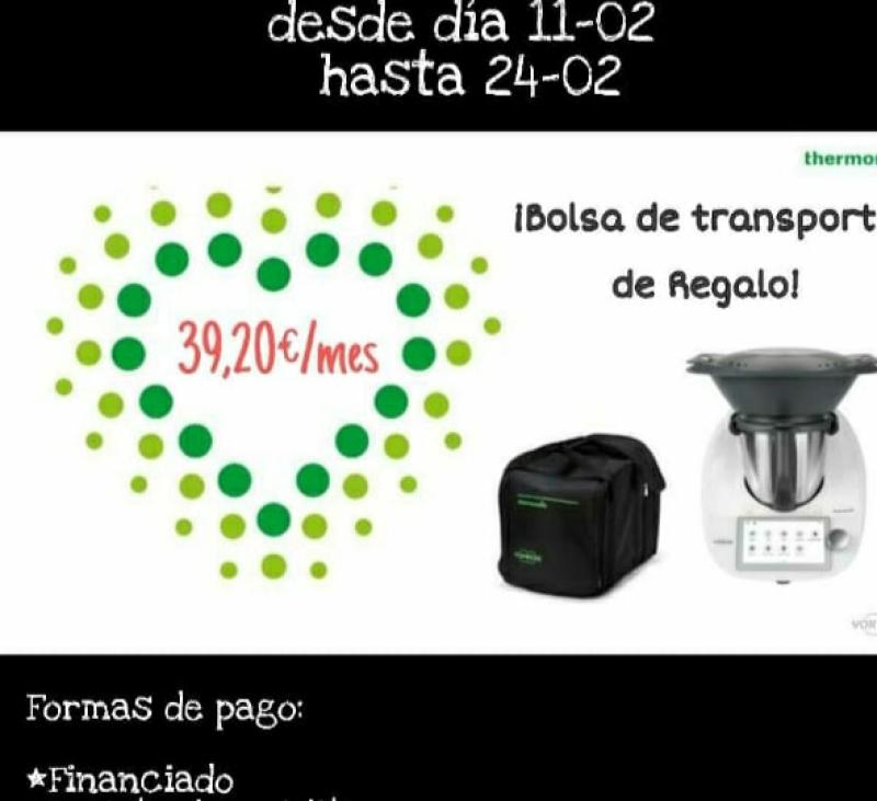 ENAMORA'T DE Thermomix® / ENAMORATE DE Thermomix®