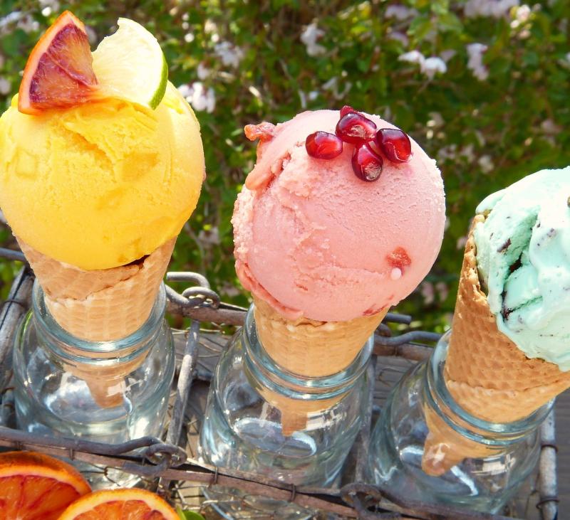 Al rico helado con Thermomix®