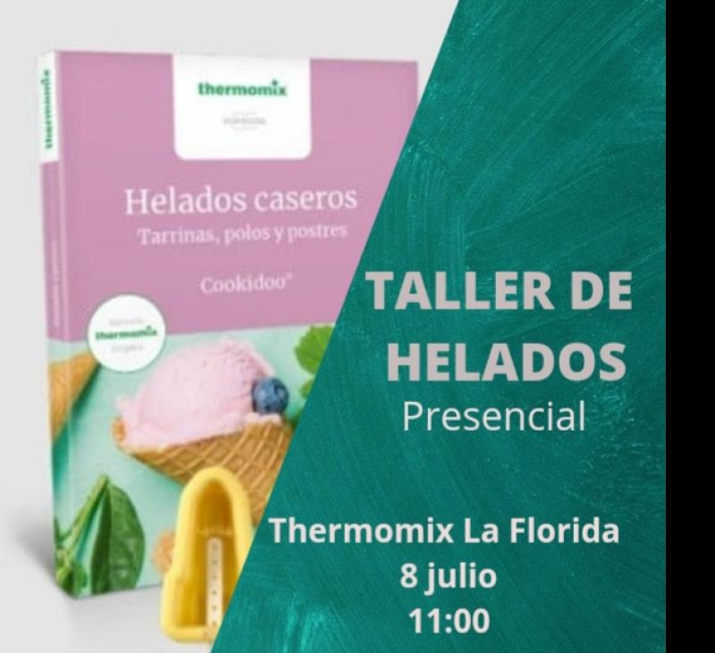 Helados y cócteles en Thermomix® .