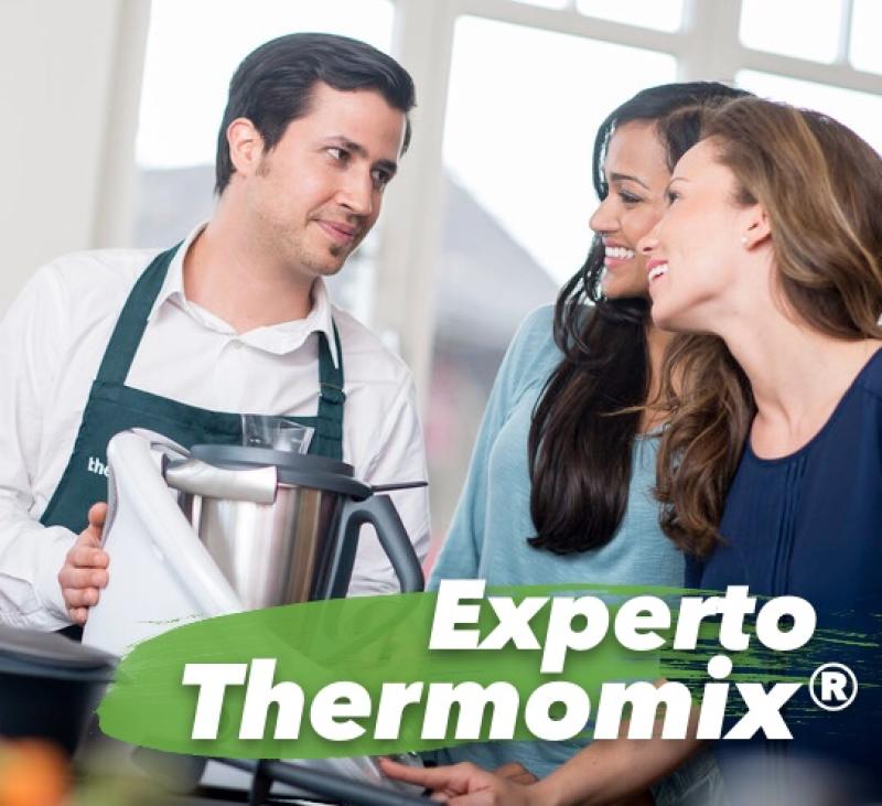 Consigue tu Thermomix® SIN PAGAR y conviértete en un experto Thermomix®