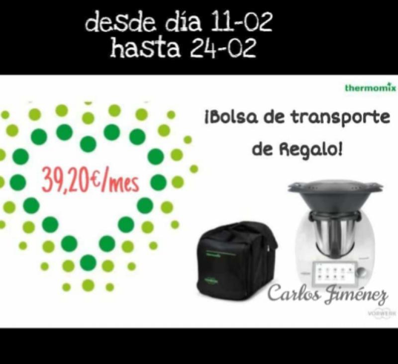 Promoción San Valentín Thermomix® . Villanueva de la Serena / Don Benito (Badajoz)