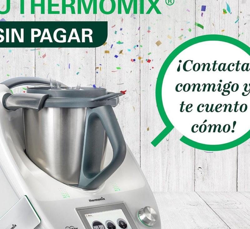 Thermomix® en casa y en tu trabajo