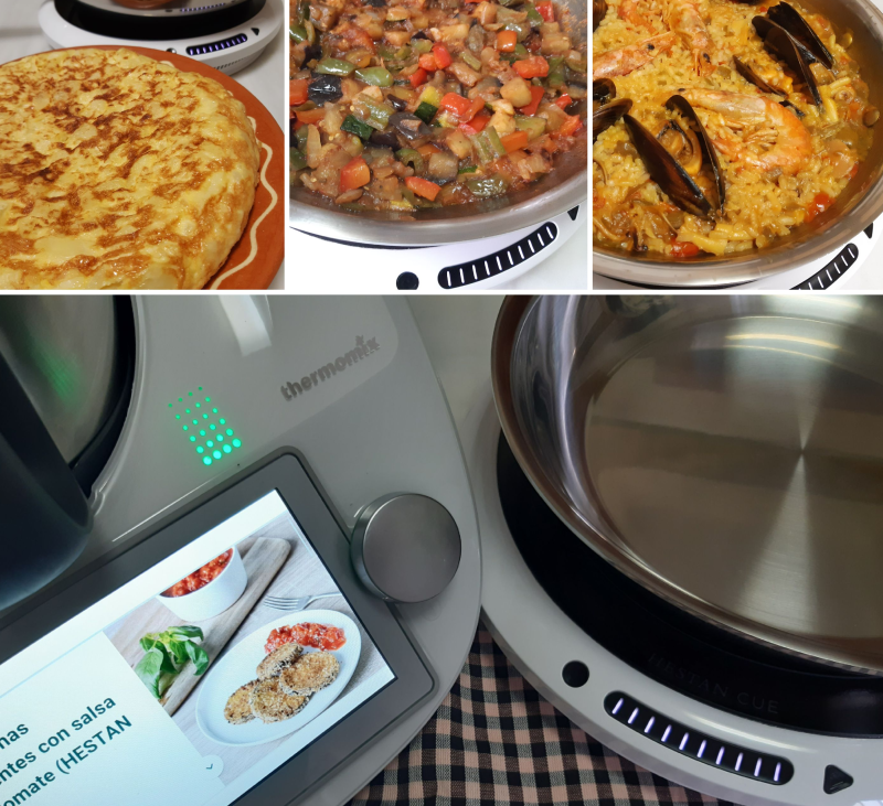 Thermomix® + Hestan Cue™