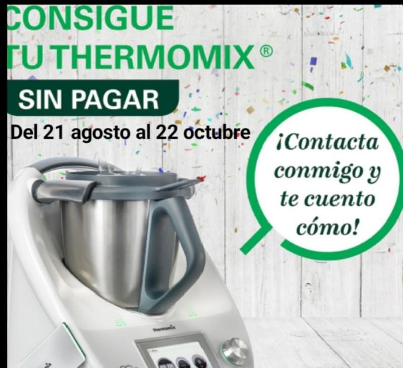 CAMPAÑA 4x1. Thermomix® TM5 A COSTE 0€. AHORA ES EL MOMENTO