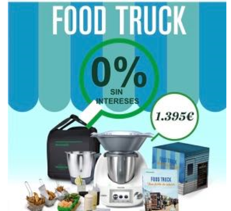 Thermomix® Edc. Food Truck