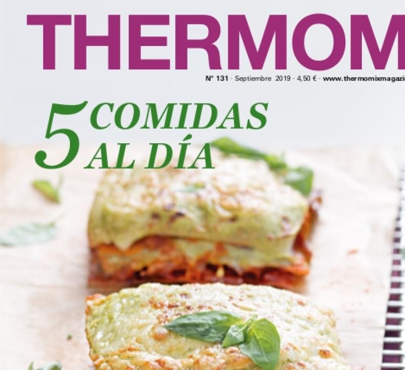 Thermomix® MAGAZINE SEPTIEMBRE 2019