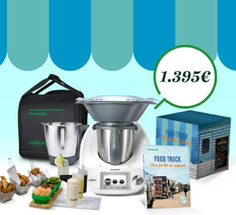 Food Truck, Thermomix® con las tendencias