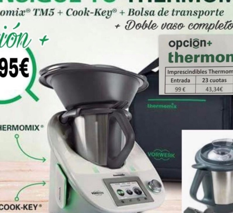 Thermomix® edición imprescindible!!!!!!!!!