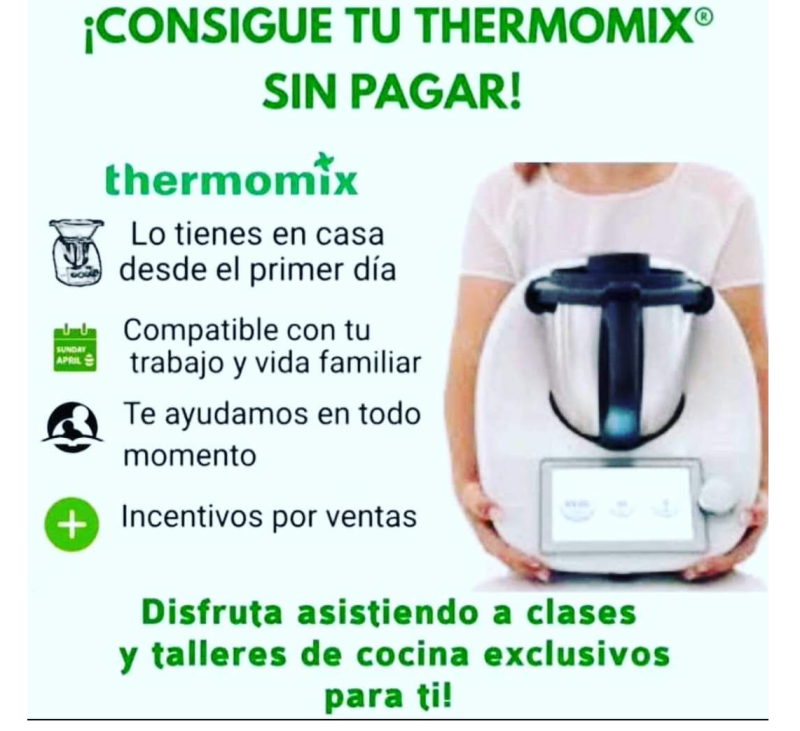 Blog de TAMARA HADDU MOHAMED Blogs de Thermomix® en Málaga