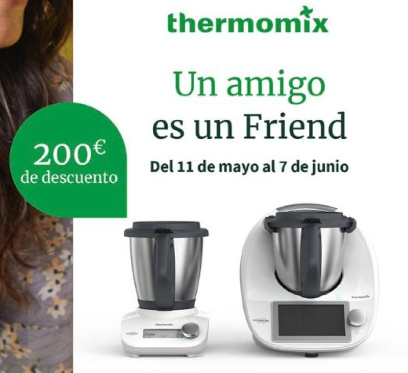 Ahora Thermomix® Friend con un gran descuento
